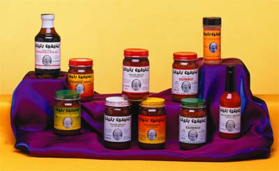 Crazy Charley™ brand sauces from Crazy Cajun Enterprises, Inc.